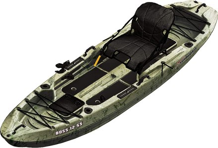 best angler kayak for the money - SUNDOLPHIN