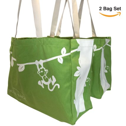 15 Cute Reusable Grocery Bags You Can Get On Amazon