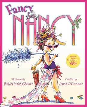 Fancy Nancy: O'Connor, Jane, Glasser, Robin Preiss: 9780060542092:  Amazon.com: Books