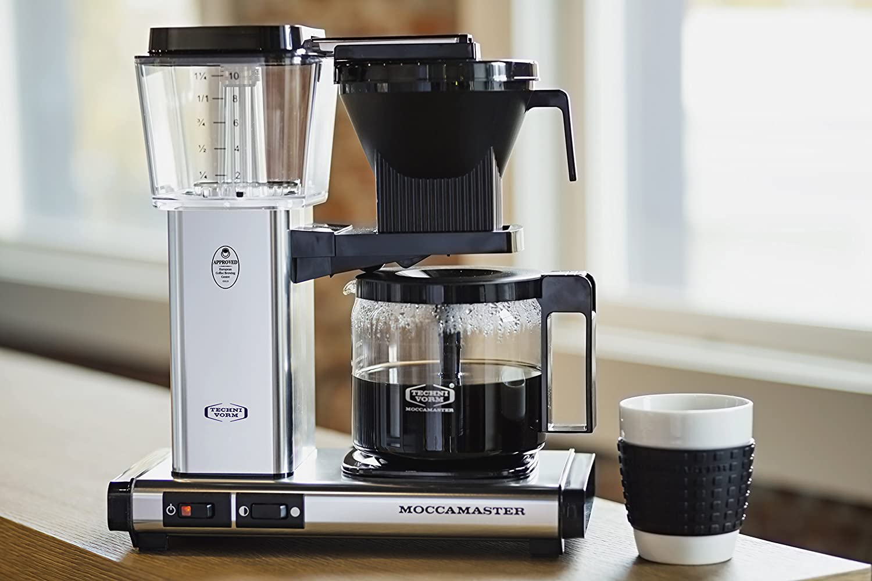 Technivorm Moccamaster KBG-741 Coffee Brewer