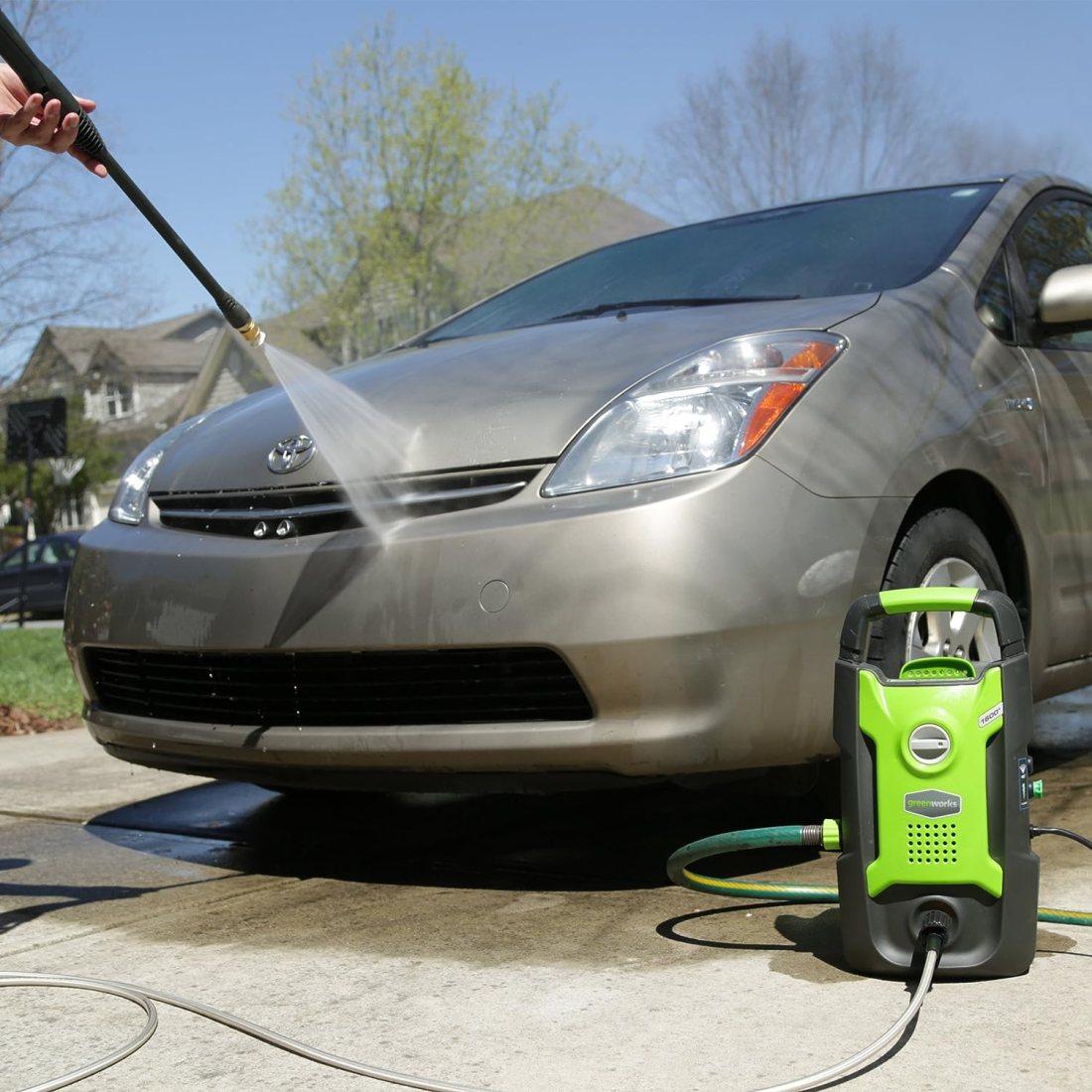 Washing-Car