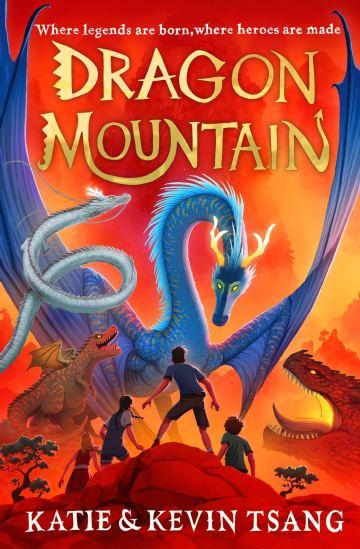 Dragon Mountain (Dragon Realm) : Tsang, Katie, Tsang, Kevin: Amazon.co.uk:  Books
