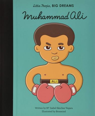 Image result for little people big dreams muhammad ali