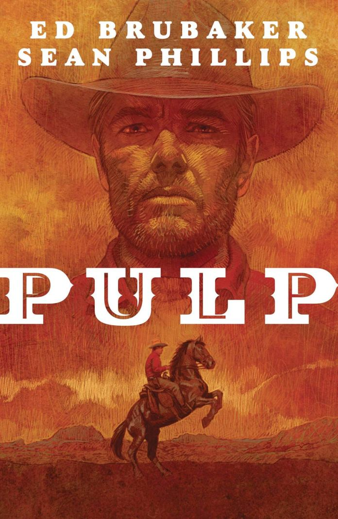Pulp: Amazon.co.uk: Brubaker, Ed, Phillips, Sean, Phillips, Jacob:  9781534316447: Books