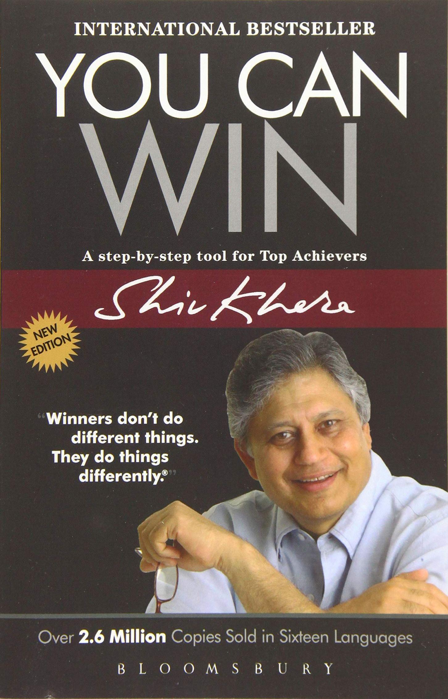 Motivational book by Shiv Khera