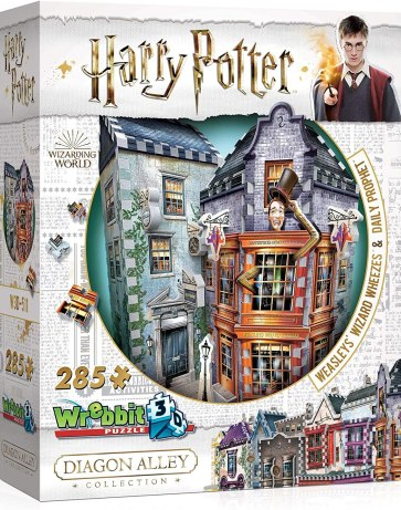 Harry Potter 3D Puzzle