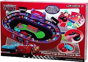 Trends2Com 89405 Disney Modellino Piston Cup Race Track