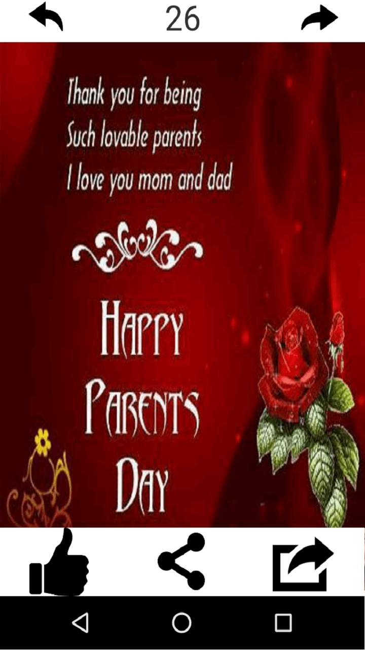 Amazon Com Happy Parents Day Appstore For Android