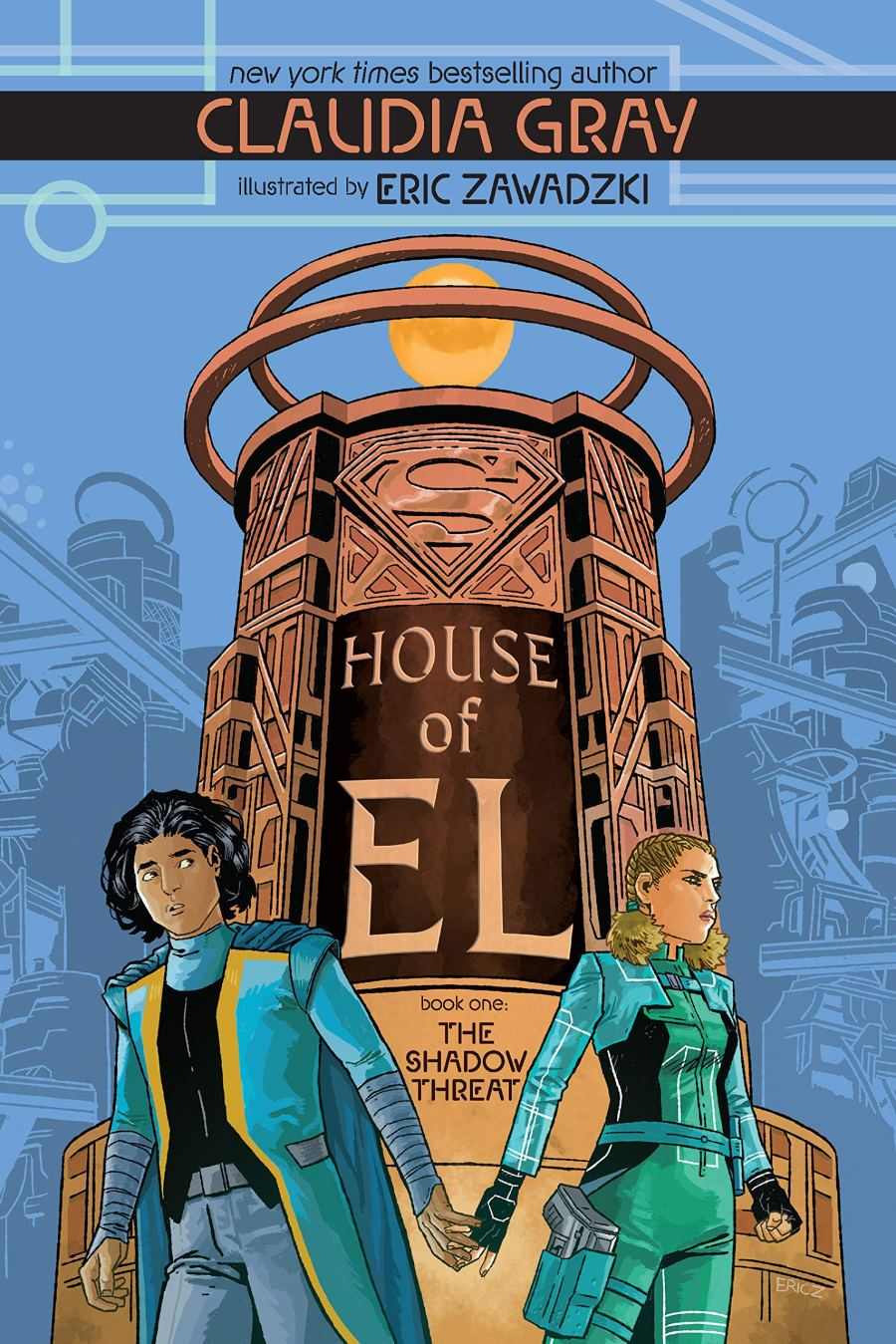 House of El Book One: The Shadow Threat - The Aspiring Kryptonian