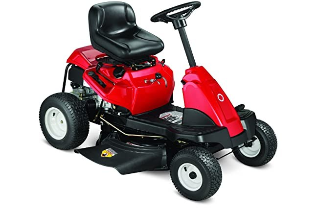 Troy-Bilt 420cc OHV 30-Inch Premium Neighborhood Riding Lawn Mower