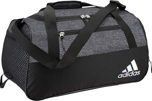 Adidas Squad Duffel - Ladies Gym Bag with Shoe Compartment