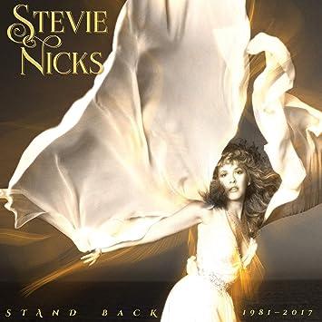 Resultado de imagen de Stevie Nicks - Stand Back 1981-2017