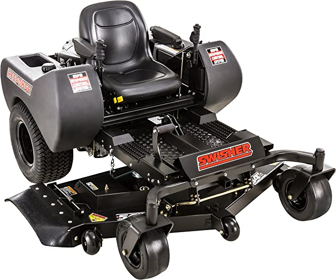 "Swisher ZTR2454BS-CA Response Gen 2-24 HP/54 B&S ZTR Zero Turn Mower, 54"", Black"