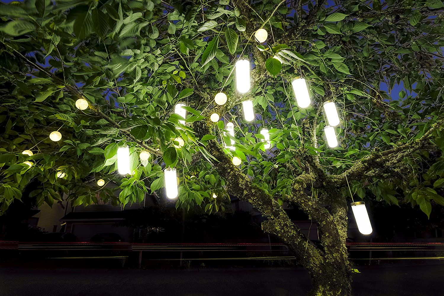 Let There Be Light with Solar Garden Lamps