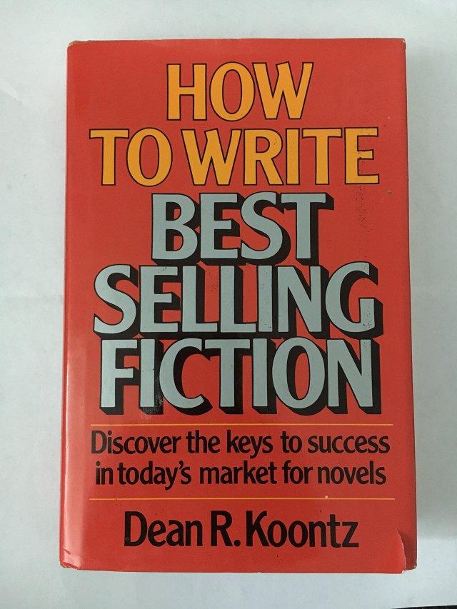 How to Write Best Selling Fiction : Koontz, Dean R.: Amazon.de: Bücher