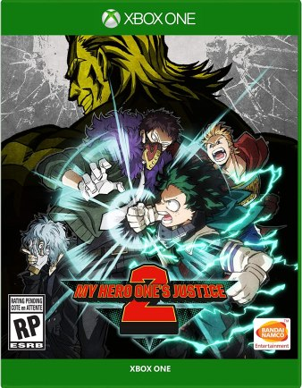 Image result for my hero one's justice 2 xbox one