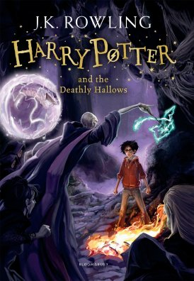 Harry Potter and the Deathly Hallows: 7/7 Harry Potter 7: Amazon.co.uk:  Rowling, J.K.: Books