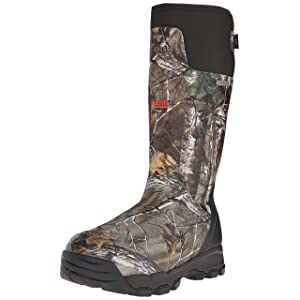 "LaCrosse Men's Alphaburly Pro 18"" 1600G Hunting Boot"