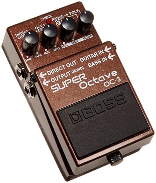 Octave Pedal
