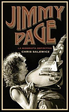 Resultado de imagen de Jimmy Page. La Biografía Definitiva.