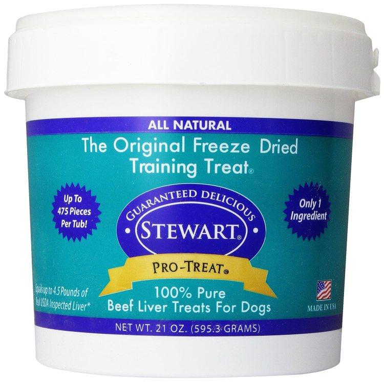 Freeze Dried Liver Dog Treats