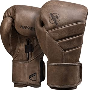 Best Boxing Gloves for Muay Thai -  Hayabusa T3 Kanpeki Leather Boxing Gloves