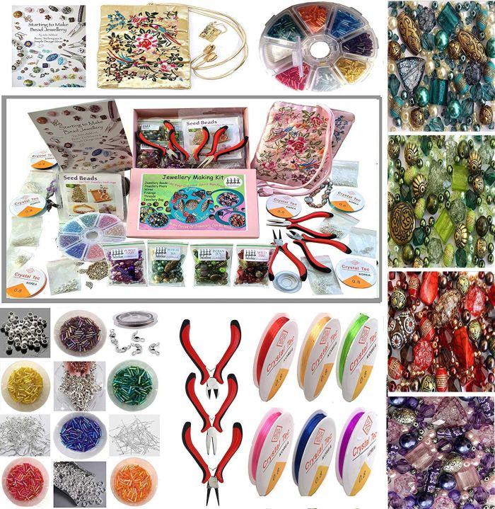 jewelry making kit | Sabrikas Jewelry Making Kit