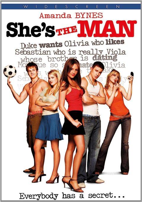 Download She's The Man 2006 Dual Audio ORG Hindi BluRay 720p | 720p