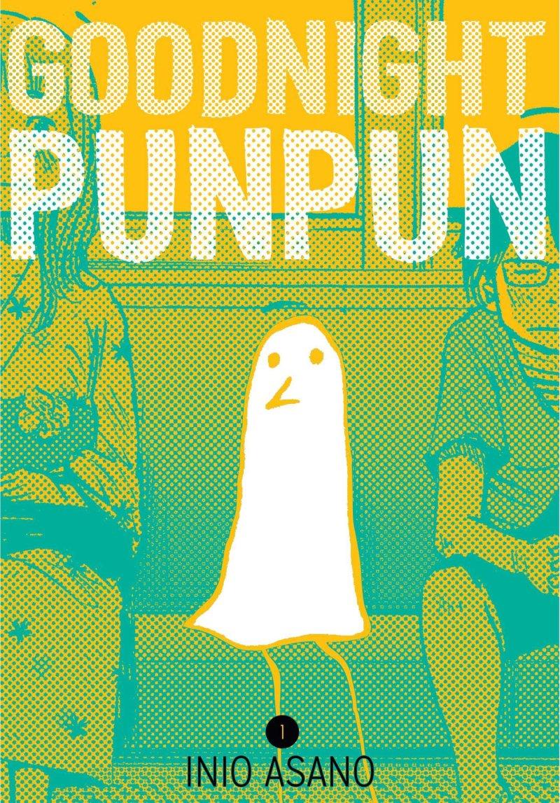 Resultado de imagen de oyasumi punpun cover