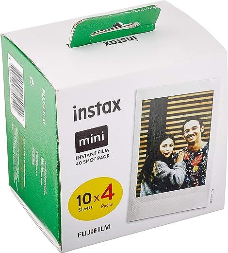Instax Mini Film, lot de 40 photos