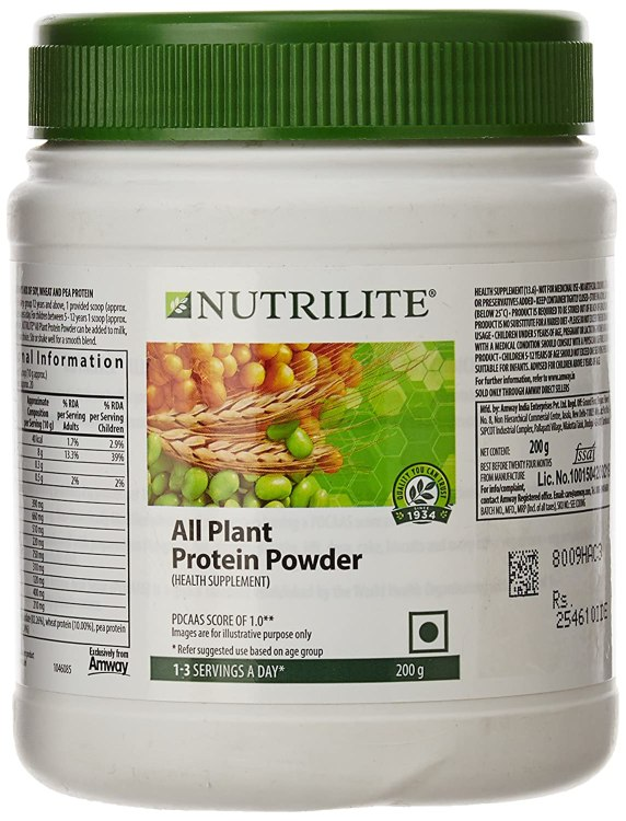 Benefits of Amway Protein Powder