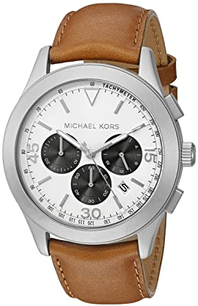 Michael Kors Men's Gareth Brown Watch
