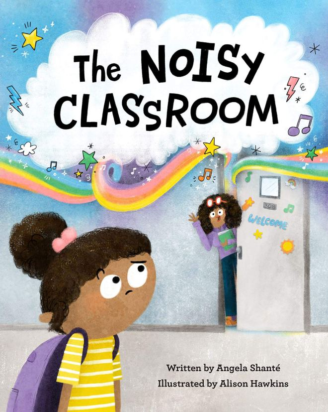 The Noisy Classroom: Shanté, Angela, Hawkins, Alison: 9781513262925:  Amazon.com: Books