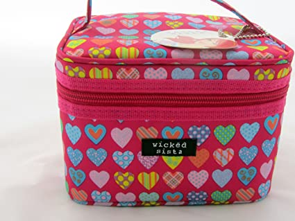 Wicked Sista Cosmetic Bag Beauty Case