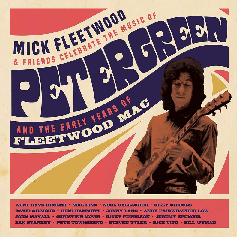 Celebrate The Music of Peter Green: Mick Fleetwood and Friends, Mick  Fleetwood and Friends: Amazon.fr: Musique
