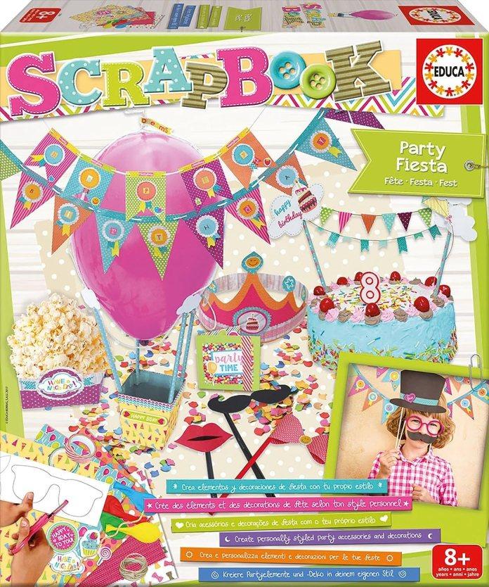 Scrapbook Party Fiesta de Educa
