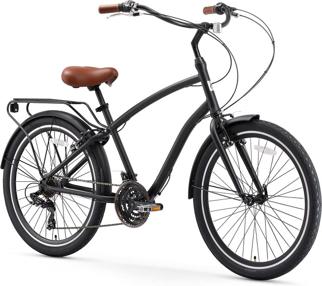 Sixthreezero EVRYjourney Single Speed Hybrid Cruiser Bicycle