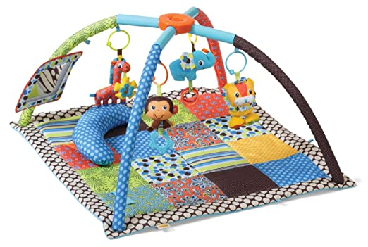 nfantino Twist and Fold Activity Gym