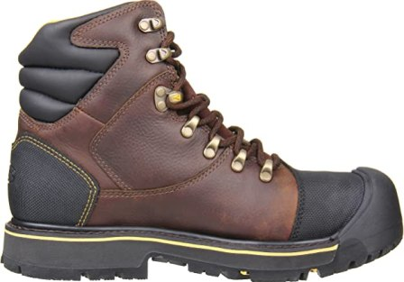 KEEN Utility Men's Milwaukee Steel Toe Work Boot