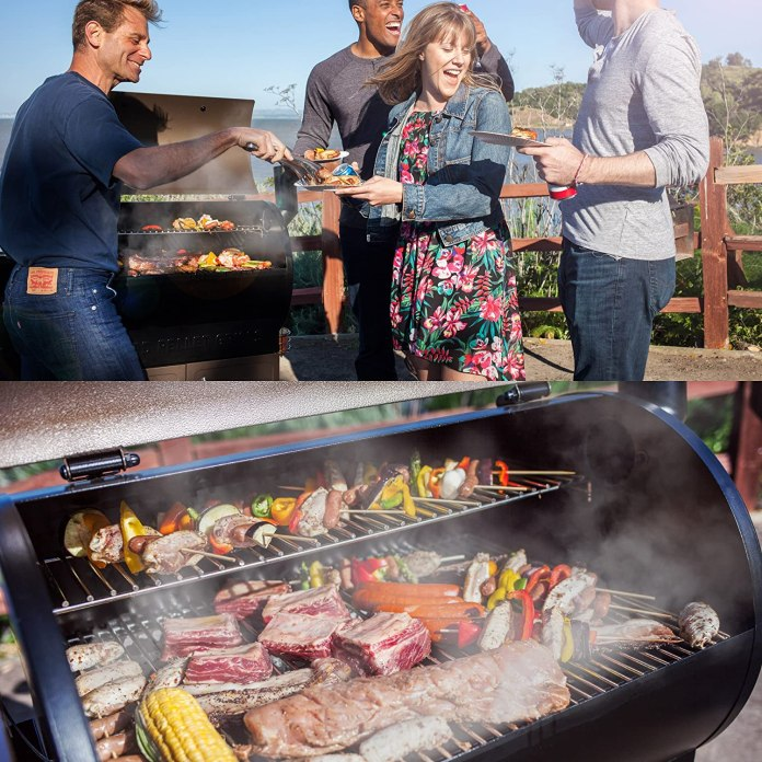 Z Grills ZPG-7002 review