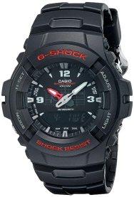 Casio Men's G100-1BV Digital G-Shock Watch Review