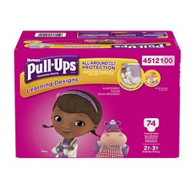 Pull-Ups Learning Designs Training Pants for Girls, Here are my 6 tips for potty training. potty training routine, potty training gear, how to potty train