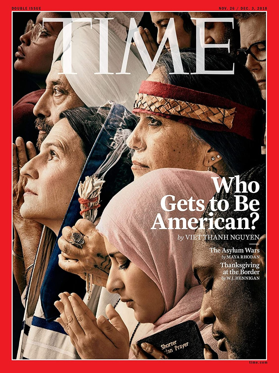 TIME Print Magazine