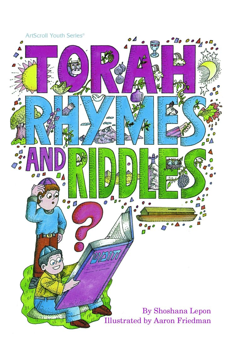 Image result for Torah Rhymes and Riddles artscroll