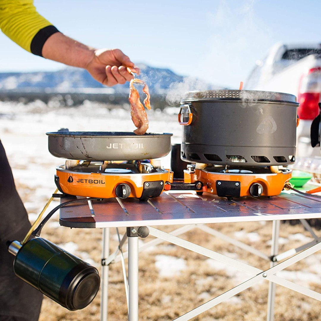 Jetboil Genesis Basecamp Cooking System 2-Burner