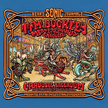 Tim Buckley - Bear's Sonic Journals: Merry-Go-Round at the Carousel - Amazon.com Music