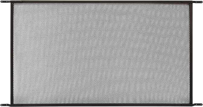 Prime Line Products Pl 15942 Patio Sliding Screen Door Grille Fits 48 In Doors Aluminum Construction Bronze Amazon Com