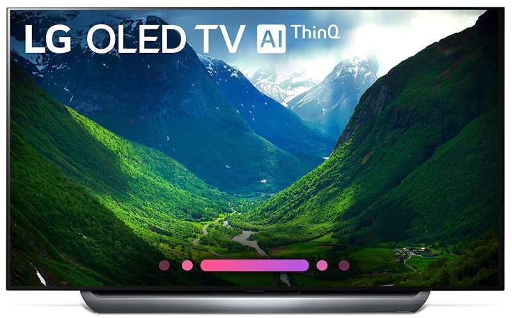 LG OLED65C8PUA TV Black Friday Deal 2019