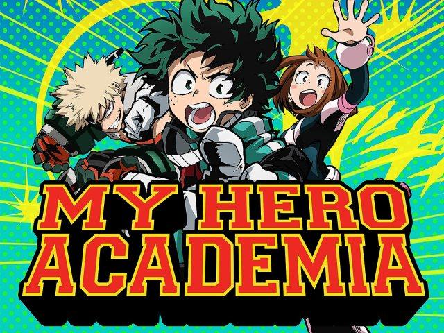 Watch My Hero Academia: Heroes Rising  Prime Video