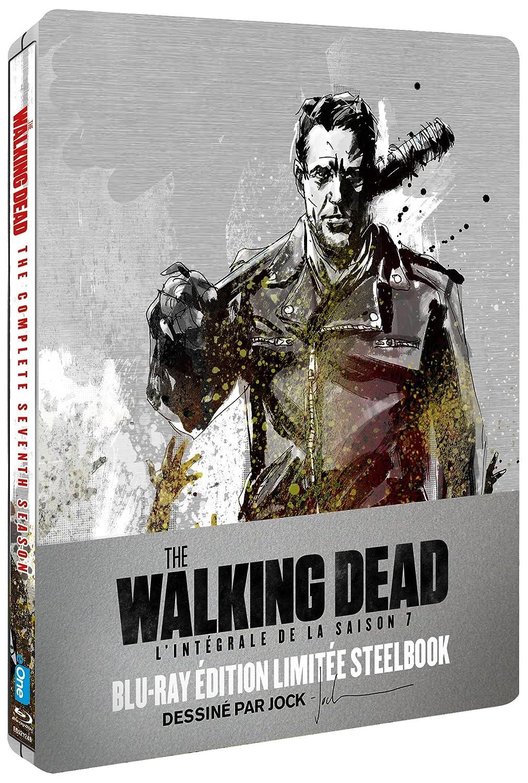 The Walking Dead - L'intégrale de la saison 7 [Édition Limitée boîtier SteelBook]